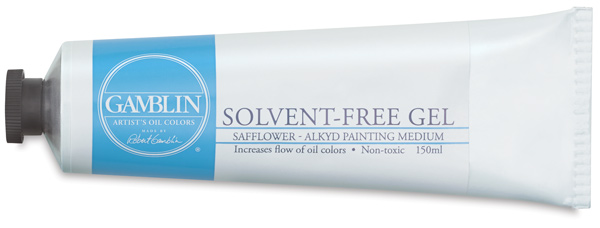 Solvent Free Gel, 5 oz
