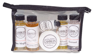 Gamblin Oil Mediums Set