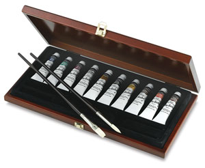 Pre-Tested Wood Box Set