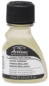 Gloss Varnish, 75 ml