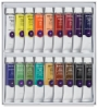 Intro to Art, Set of 18 Oil Tubes
