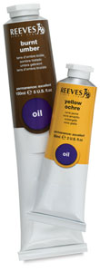 Reeve's Oil Colors