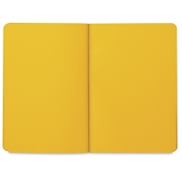 Faux Leather Journal, Yellow Pages