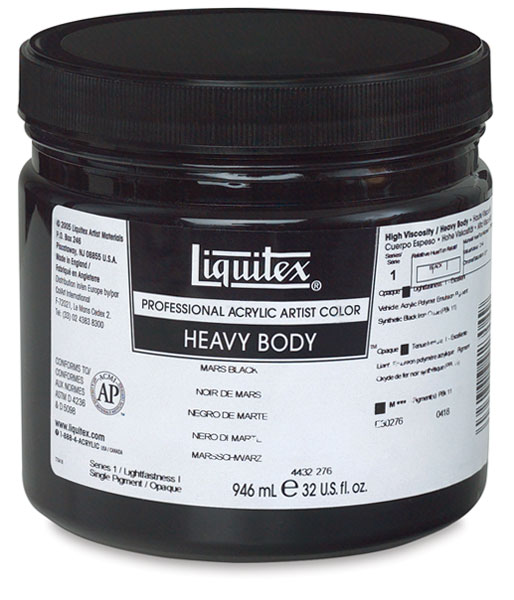 Liquitex Professional Heavy Body Acrylics, 946 ml