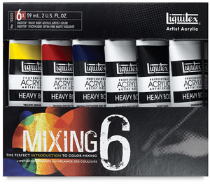 Primary Mix 6-tube Set
