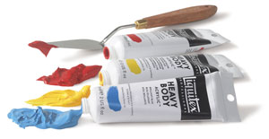 Liquitex Professional Heavy Body Acrylics