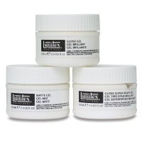 Gel Mediums Trial Set of 3