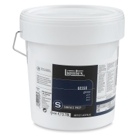 White Gesso, Gallon