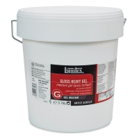 Gloss Heavy Gel, Gallon