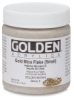 Gold Mica Flake (Small), 4 oz Jar