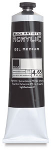 Gel Medium, 4.65 oz
