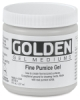 Golden Pumice Gel Mediums