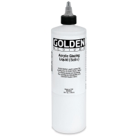 Acrylic Glazing Liquid - Satin, 16 oz