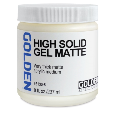 High Solid Gel - Matte