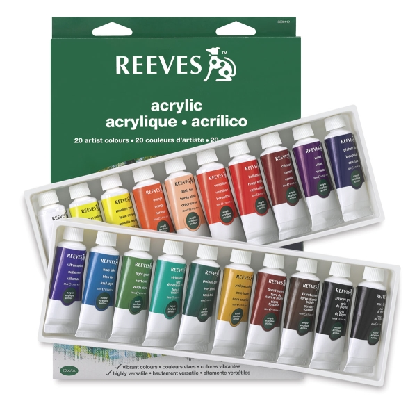 Set of 20 Colors