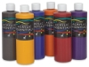 Set of 6, Secondary Colors, Half Gallons