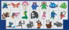 20 Assorted Patterns, Age 6–7+