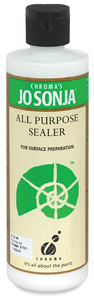 All Purpose Sealer, 8 oz Bottle