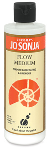 Flow Medium, 8 oz Bottle