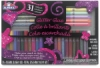 3D Washable Paint Pens, Pkg of 31