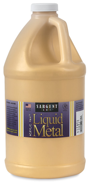 Gold, 64 oz Bottle