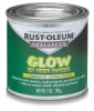 Rust-Oleum Glow-In-The-Dark Brush-on Paint
