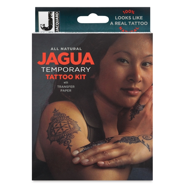 Jagua Temporary Tattoo Kit