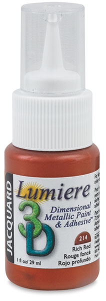 Lumiere 3D, Rich Red