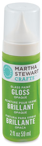 Martha Stewart Crafts Glass Paint