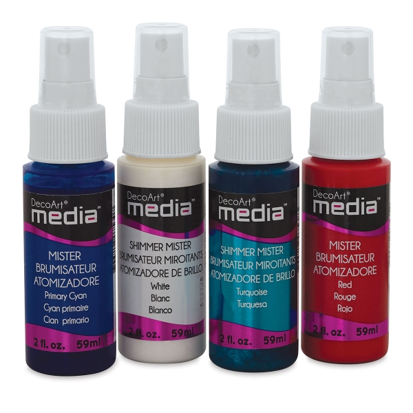 DecoArt Media Acrylic Misters