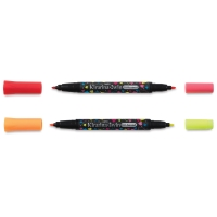 Kirarina 2Win Oil-based Marker Pens