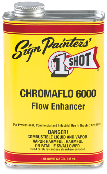 Chromaflo 6000 Flow Enhancer