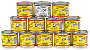 Set of 12 Enamels, 4 oz Cans