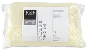 Encaustic Medium Pellets, 1 lb Bag