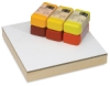 Cadmium Colors, Set of 6 Cakes