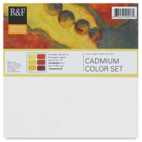 Cadmium Colors, Set of 6