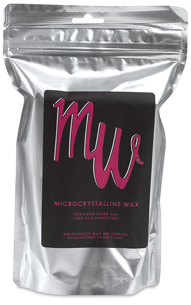 Microcrystalline Wax, 12 oz Bag