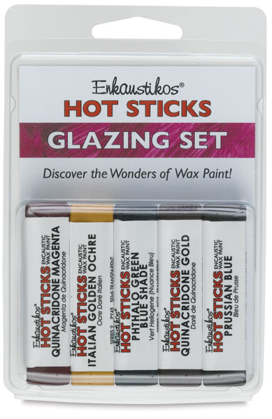 Glazing, Set of 5