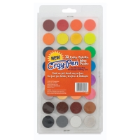 Wax Pucks Assortment, Set of 32