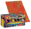 Marbling Starter Kit and Sample Artwork (Artwork Not Included)