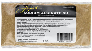 Sodium Alginate, 2 oz