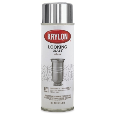 krylon looking glass paint blick art materials. Black Bedroom Furniture Sets. Home Design Ideas