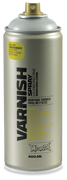 Montana Varnish Spray, Gloss