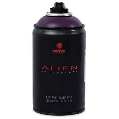 Alien Spray Paint