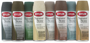 Natural Stone Spray Paint