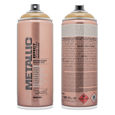 Metallic Effect Spray, Gold