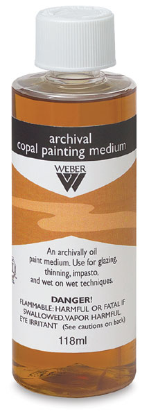 Copal Medium, 118 ml (3.85 oz)