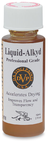 Liquid Alkyd (2 oz)