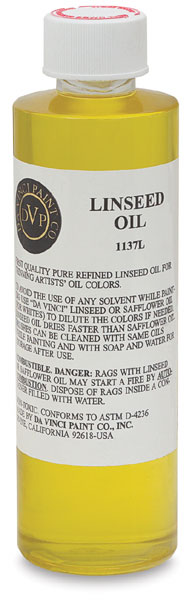 Linseed Oil (8 oz)