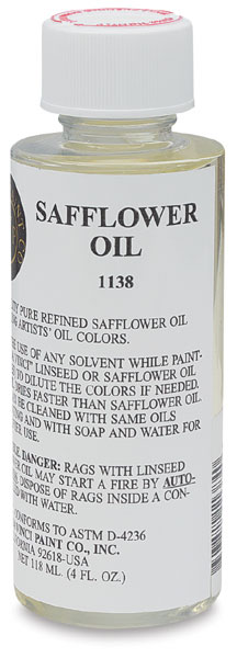 Safflower Oil (4 oz)